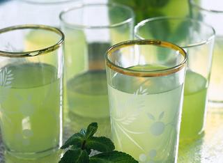 Come fare la limonata alla menta