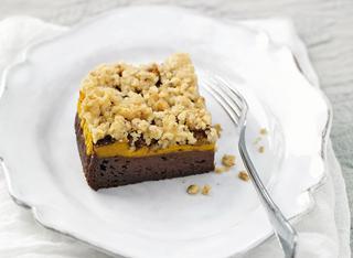 Ricetta: brownies alla zucca e cacao