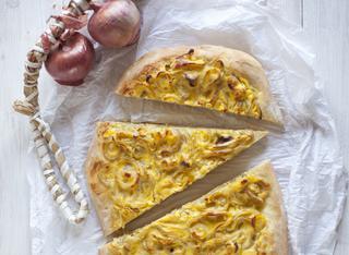 Ricetta: torta di cipolle