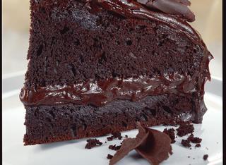 La torta di cioccolato