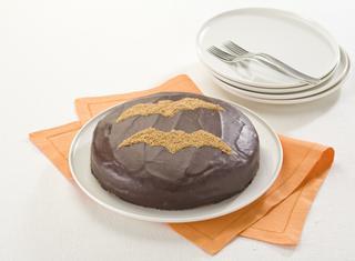 Torta da brivido al cioccolato