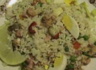 Insalata di riso classica