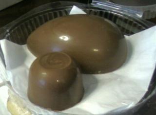 10 modi per riciclare le uova di cioccolato di Pasqua