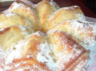 Ricetta: torta di ricotta e mele