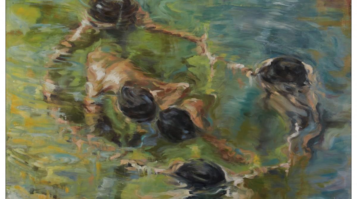 Rencontres I di Rossella Rossi - painter - artist