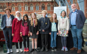 Betjeman Poetry Prize Finalists and Judges 2017