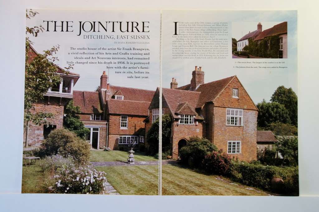 The-Jointure-Ditchling-East-Sussex-2000-Country-Life-Article-1