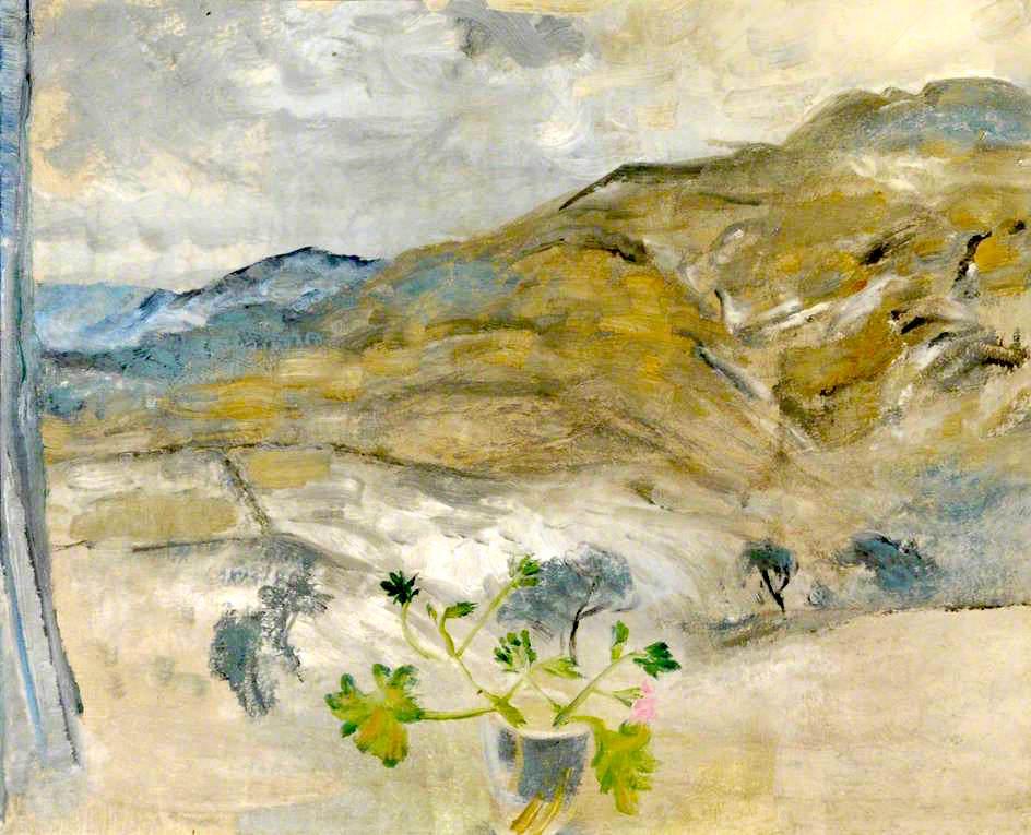 Nicholson, Winifred, 1893-1981; Cockley Moor, Cumbria