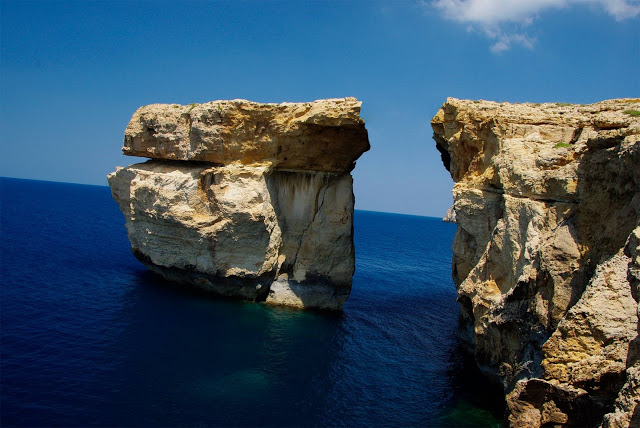 Azure Window | Frames of Reference