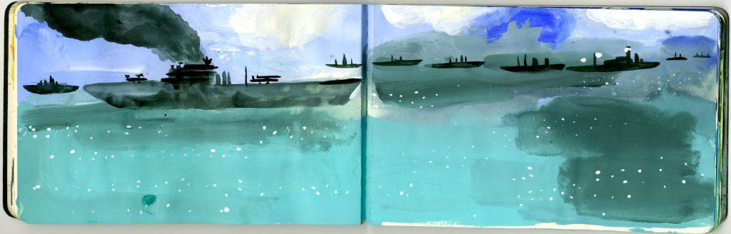 russian-war-fleet-in-dover-straits