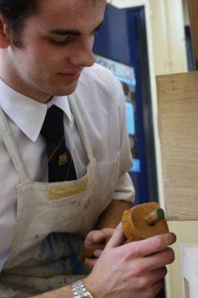 Woodwork in Design Technology