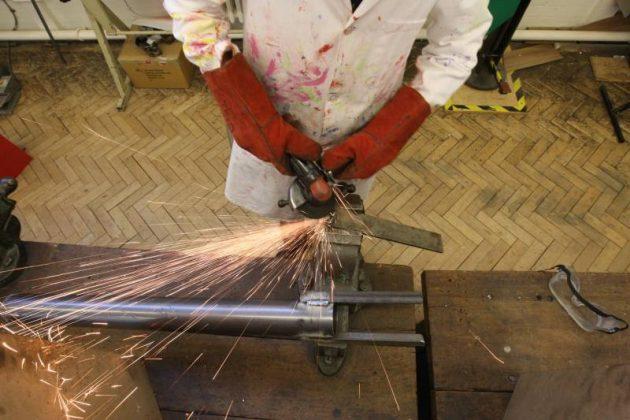 Welding in Design Technology
