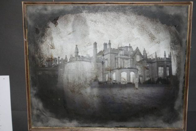 Haunted House Photography