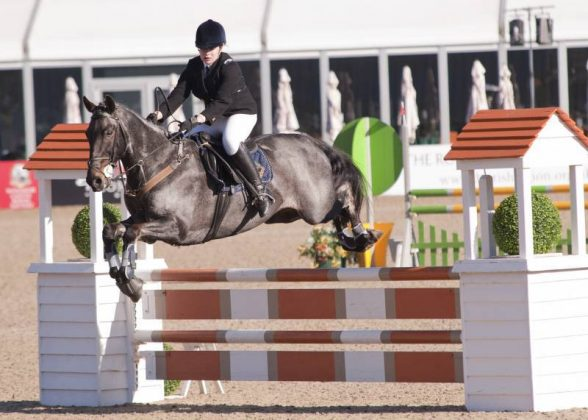 Service Show Jumping at the Royal Windsor Horse Show