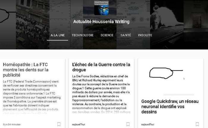 On a une nouvelle version de Google Play Kiosque. Au menu, on a l'arrivée du Machine Learning pour recommander des actualités, une application Web accessible via le navigateur et le format AMP (Accelerated Mobile Page).