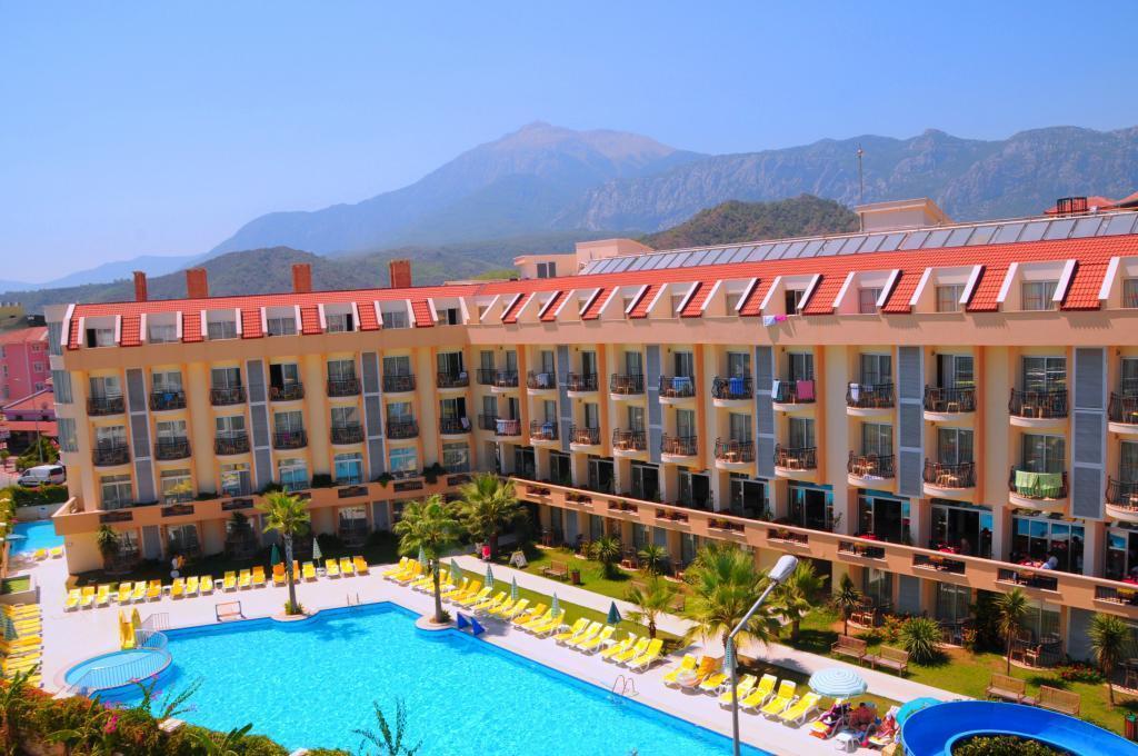 Чамьюва турция отели
