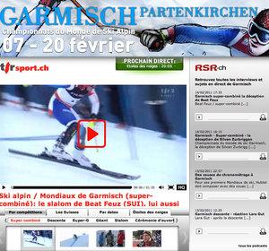 Réalisation site Internet Garmisch