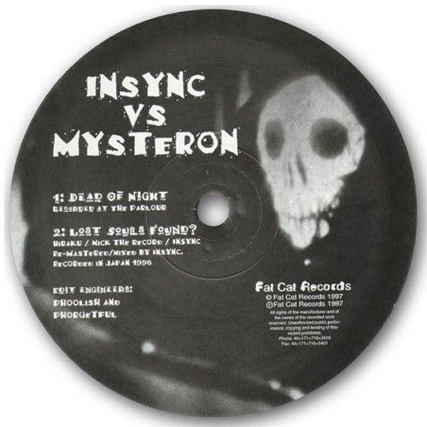 Insync vs. Mysteron - Tales From The Crypt Download