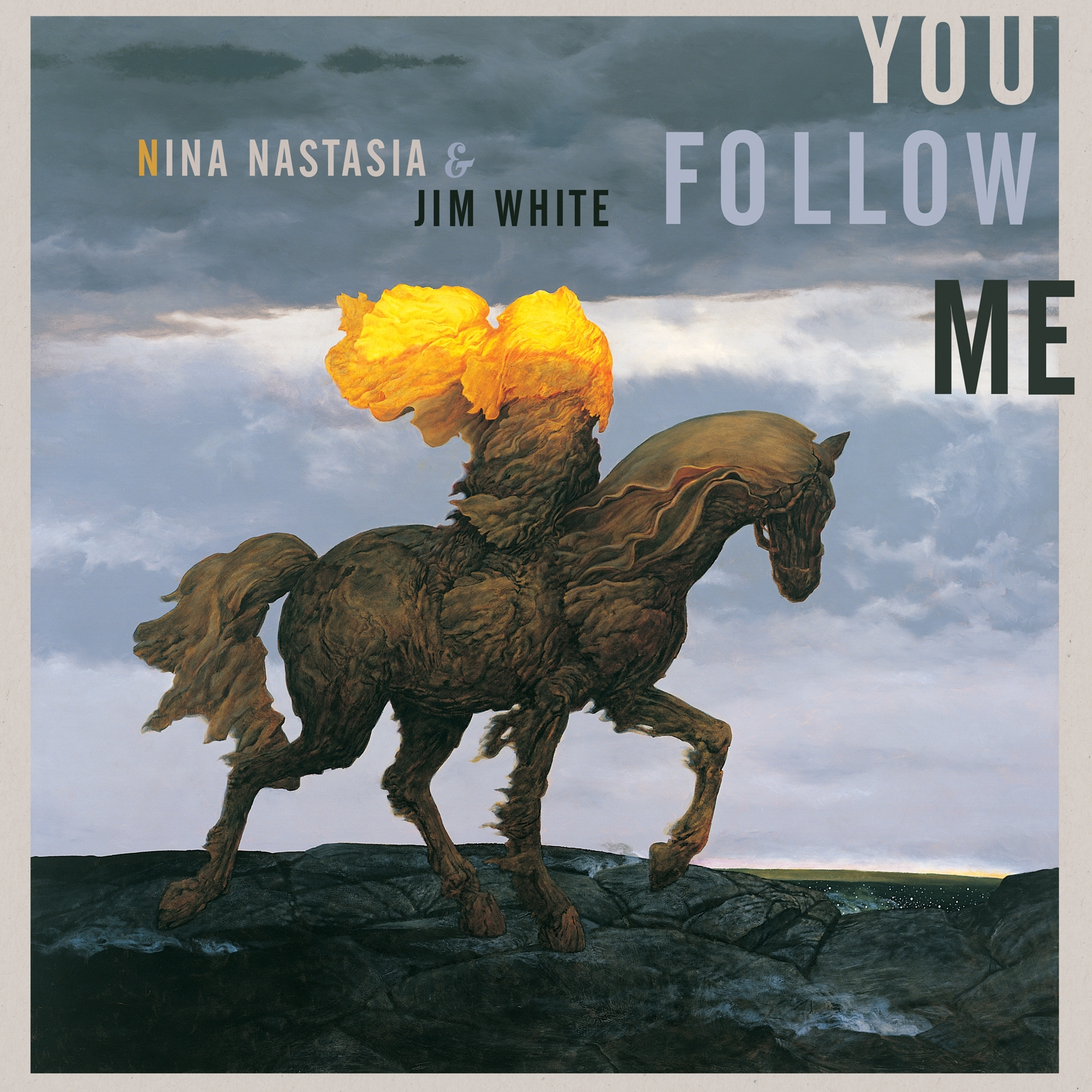 Nina Nastasia and Jim White - You Follow Me
