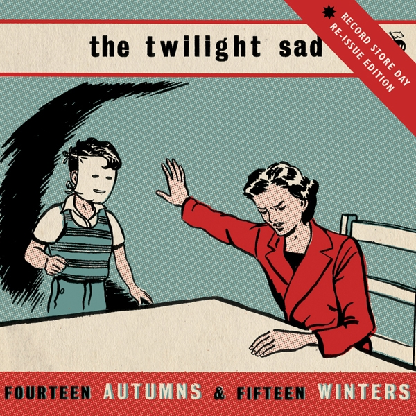The Twilight Sad - Fourteen Autumns And Fifteen Winters RSD deluxe edition