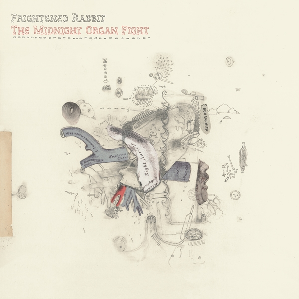 Frightened Rabbit - The Midnight Organ Fight