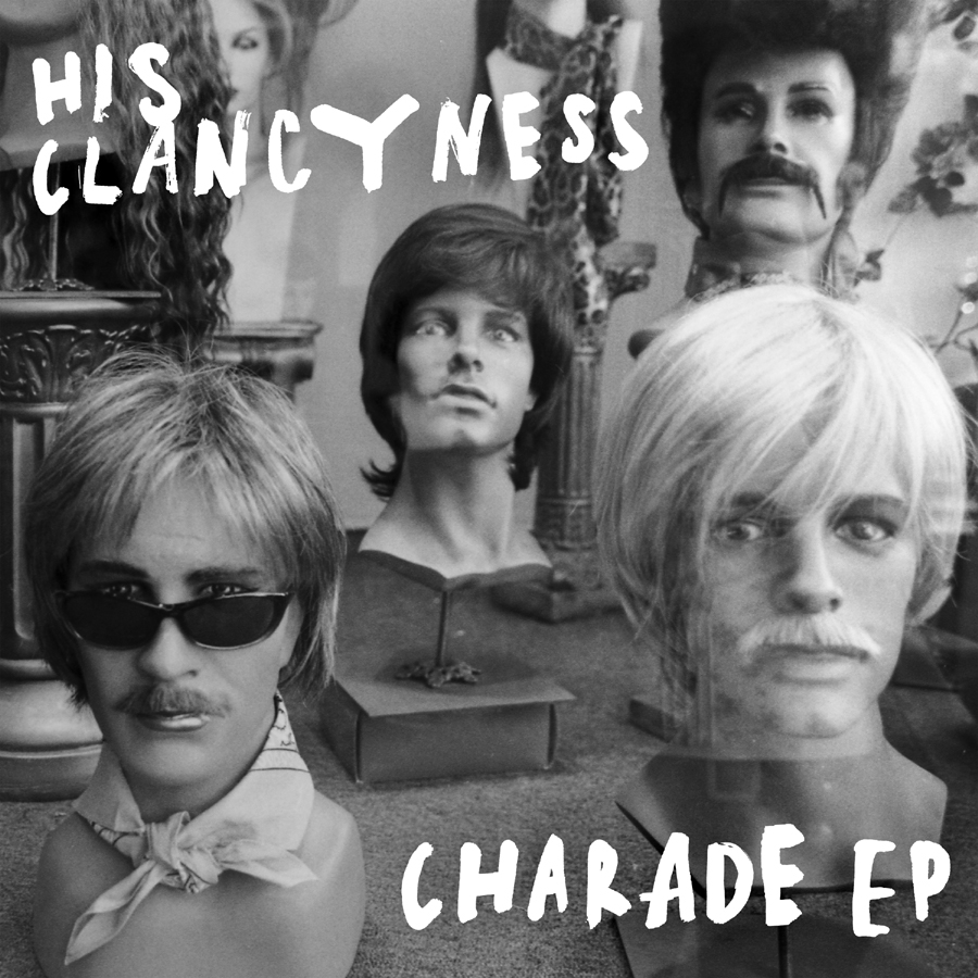 His Clancyness - Charade