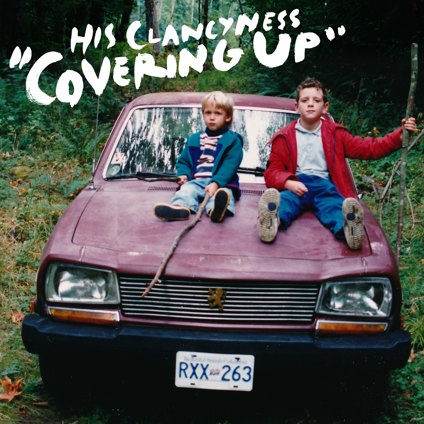 His Clancyness - Covering Up