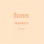 Fonn - Field 831