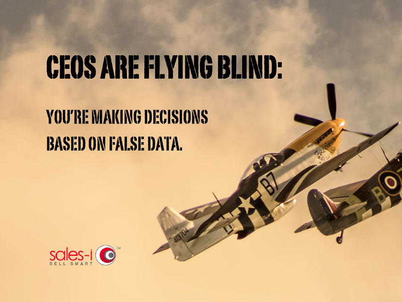 CEOs are flying blind