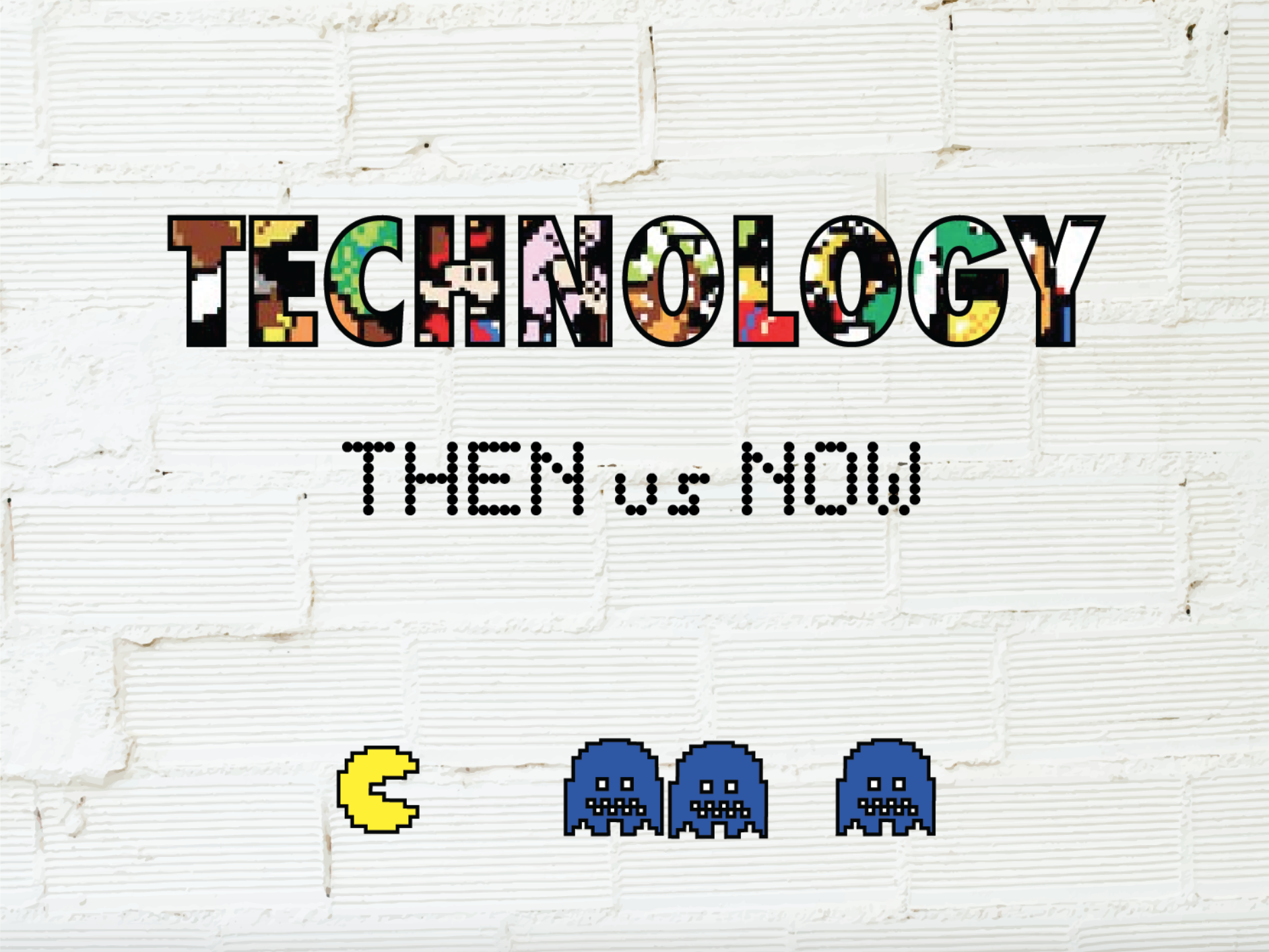 technology then vs now