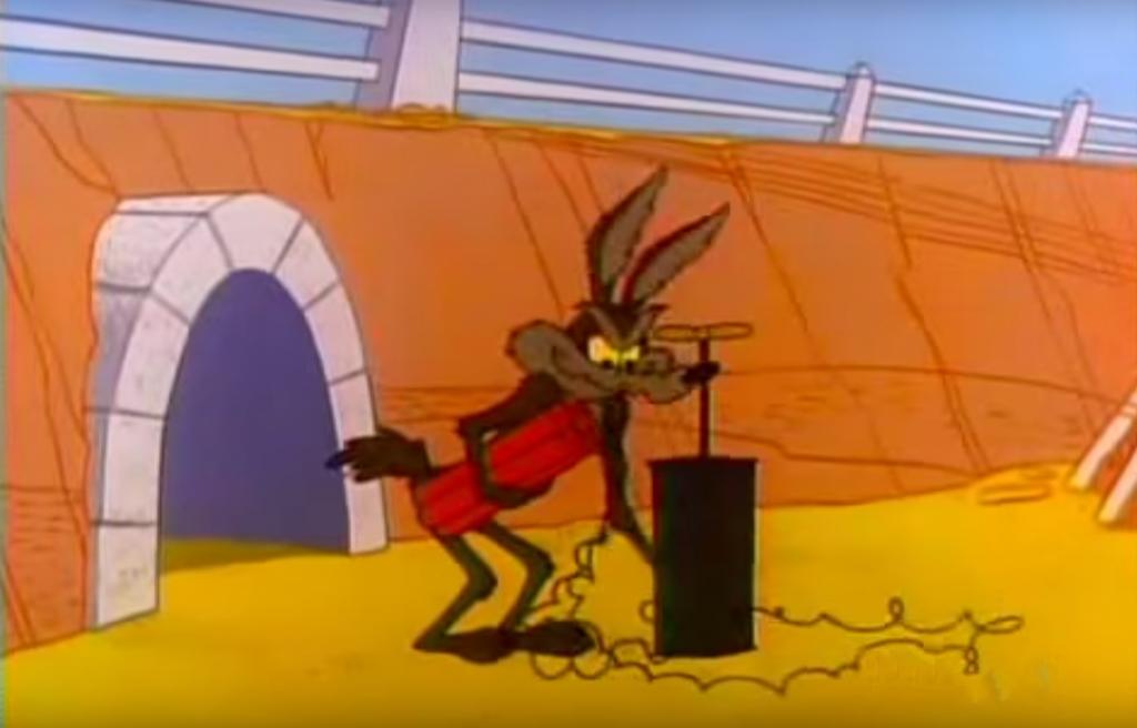 Looney Tunes TNT