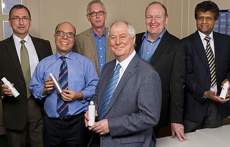 Award Winning Innovation within Aerosol Technology