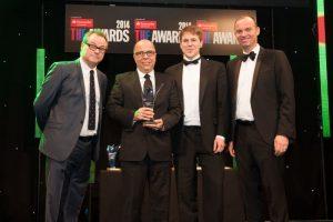 Salvalco receive award