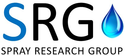 Spray Research Group Logo