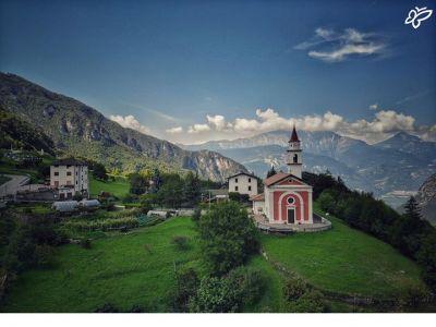 Post facebook dalle piste da sci di  Lavarone - Luserna