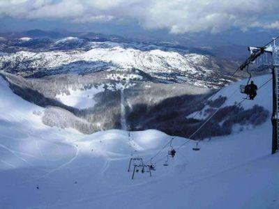 Aggiornamento da Monte Sirino