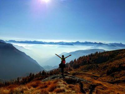 Post facebook dalle piste da sci di  Monterosa Ski