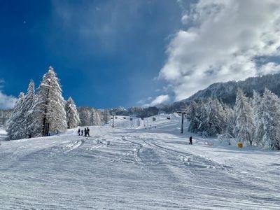 Post facebook dalle piste da sci di  Bardonecchia