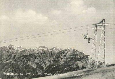 Post facebook dalle piste da sci di  Piazzatorre