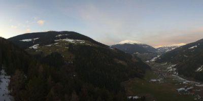 Aggiornamento da San Martino - Val Sarentino