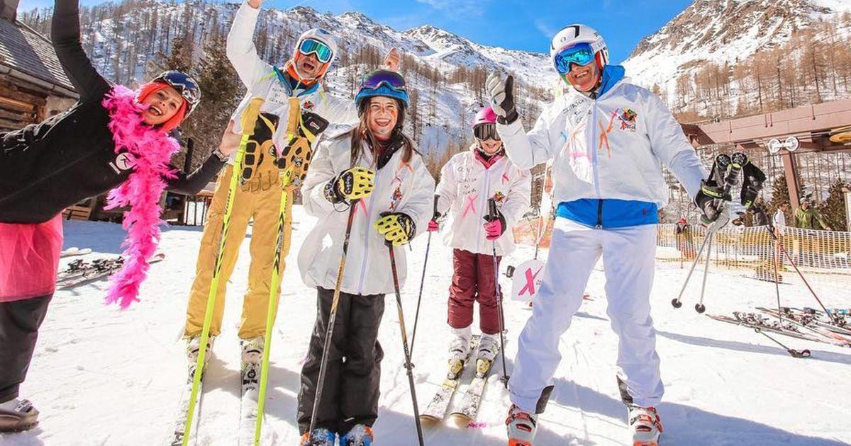 Foto dalla piste da sci Bormioski