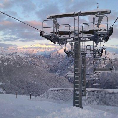 Aggiornamento da Alpe di Mera