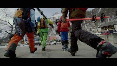 Post facebook dalle piste da sci di  Courmayeur