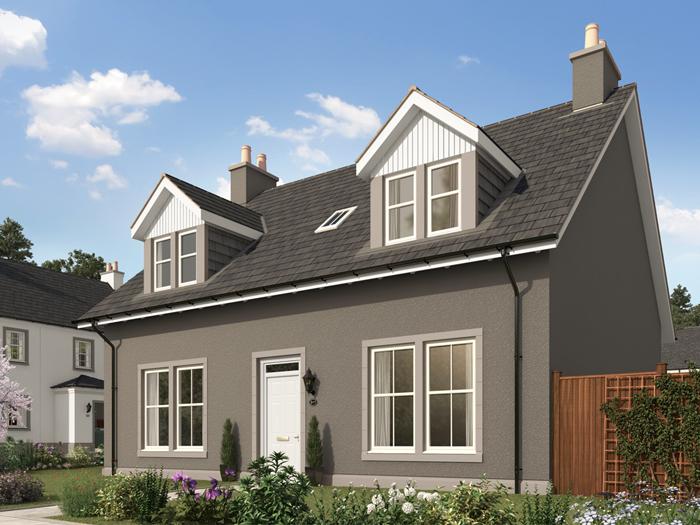 House Type 20 Vernacular, Dubford