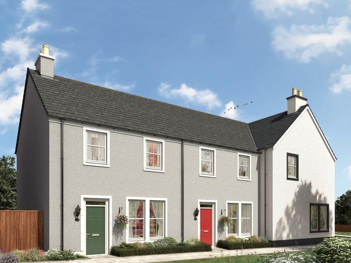 House Type 4 Vernacular, Dubford