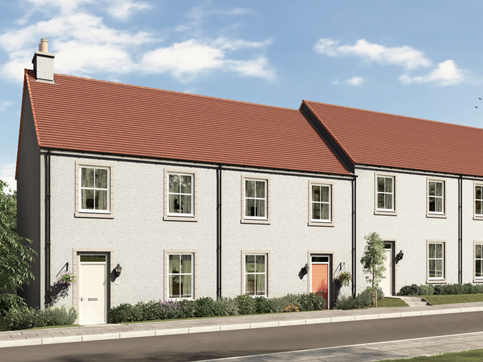 House Type 5 Verncaular, Dubford