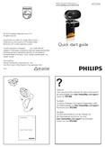Philips PC webcam SPZ2000 - Quick start guide