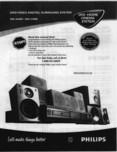 Philips HIFI RECEIVER - User manual