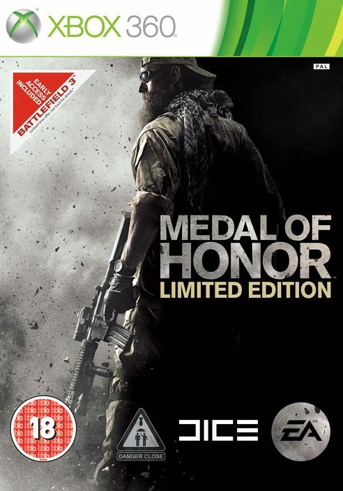Medal-of-Honour-Limited-or-Tier-1-Edition-for-Xbox-360-UK-Preowned-FAST-POST