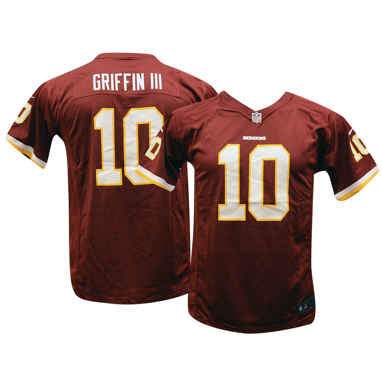 All the best Washington Redskins Gear and Collectibles are at the official online store of the NFL. The Official Redskins Pro Shop on NFL Shop has all the Authentic Washington Jerseys, Hats, Tees, Apparel and more at NFL Shop.